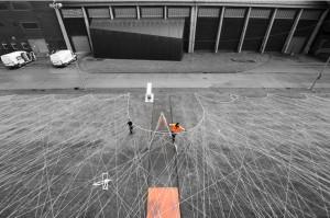 Im Vorübergehen – Stadtgestaltung durch Kunstaktionen?